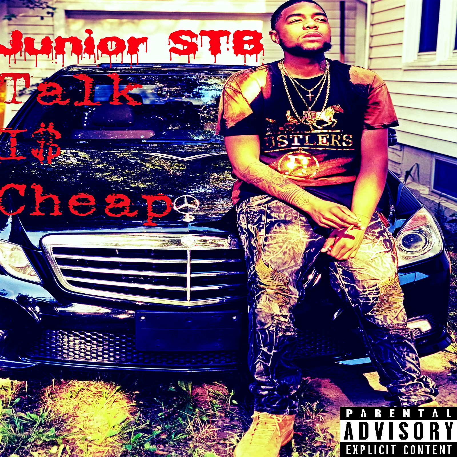 """Junior STB Announces New 15-Track Album """"Talk Is Cheap"""", To Be Released On June 12th"""