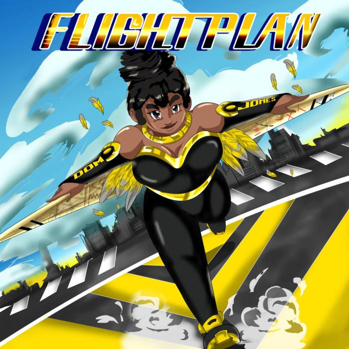 Music Review: FLIGHTPLAN by Dom Jones