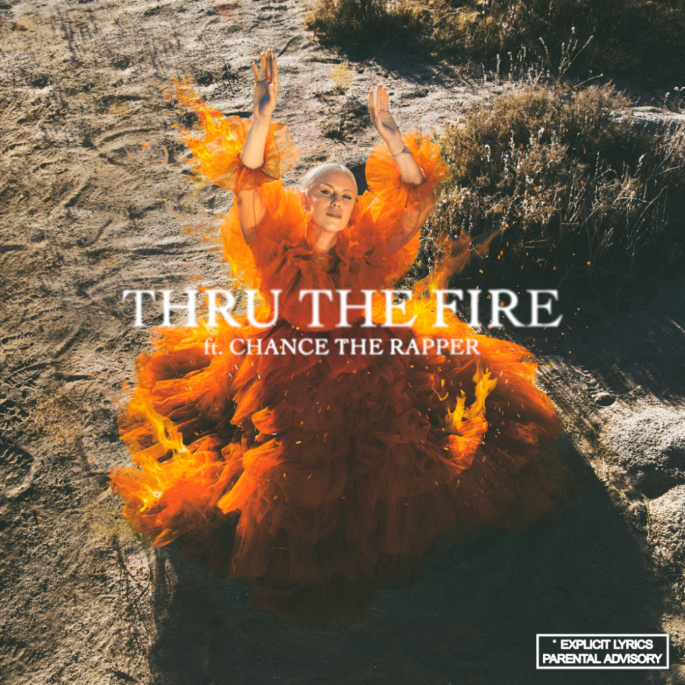 Music Review: Thru the Fire by Grace Weber