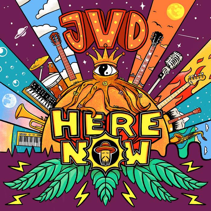 Music Review: Here Now by Joel Van Dijk