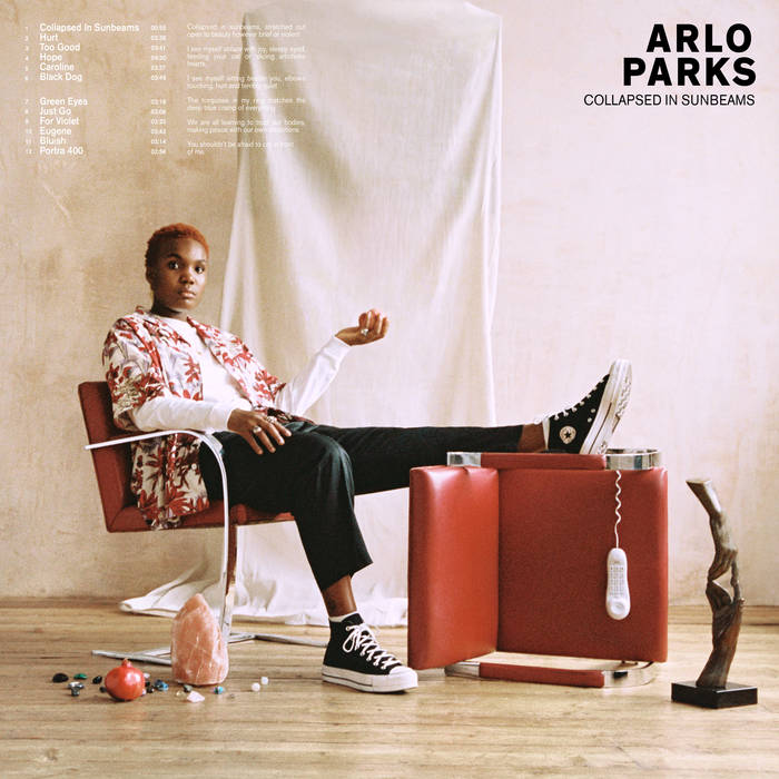 Music Review: Collapsed in Sunbeams by Arlo Parks